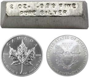 Silver Bullion